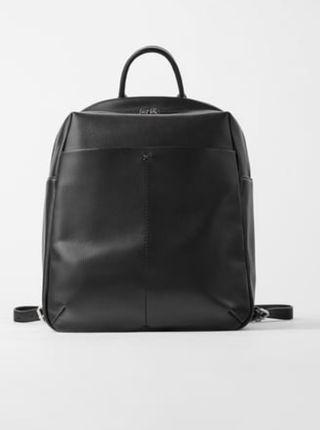 Espectacular bolso mochila temporada Zara