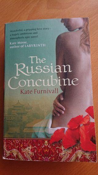 The Russian Concubine. English. Inglés.