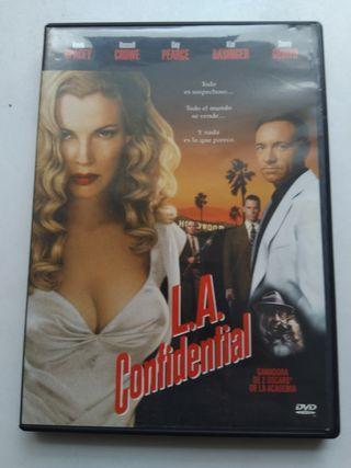 DVD L.A. CONFIDENCIAL