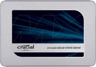 DISCO SSD 500 GB Mx500 CRUCIAL SATA 2.5