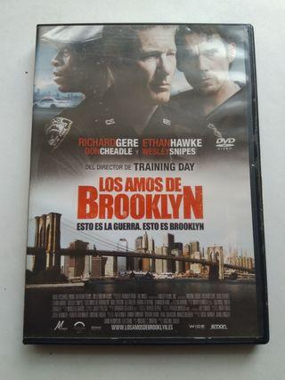 DVD LOS AMOS DE BROOKLYN