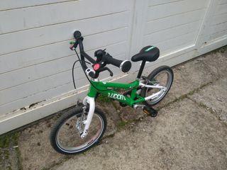 Bici niño Woom 2