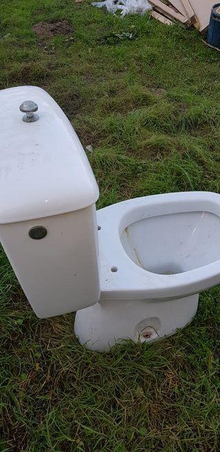 Taza wc + cisterna