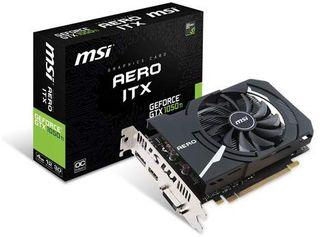 TARJETA GRAFICA GeForce GTX 1050 Ti AERO ITX 4G OC