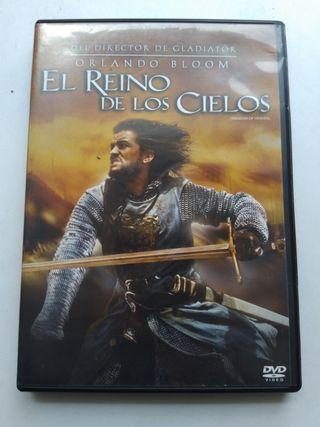 DVD EN EL REINO DE LOS CIELOS