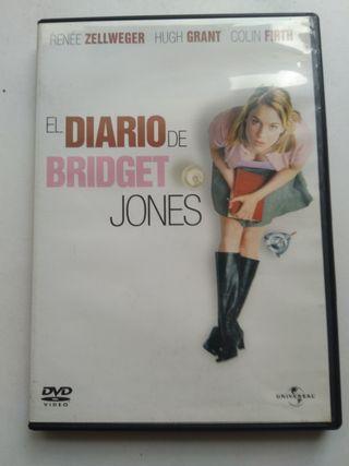 DVD EL DIARIO DE BRIDGE JONES