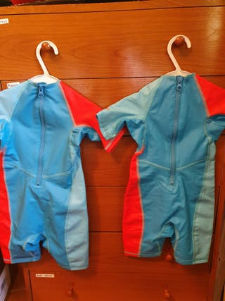 trajes neopreno niños