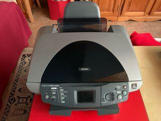 Impresora Epson Photo RX600