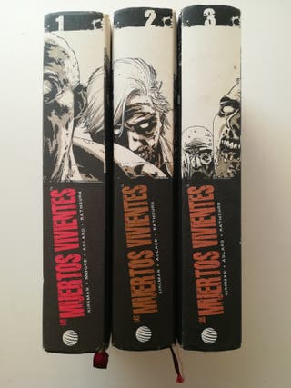 Comics The Walking Dead. Planeta deAgostini