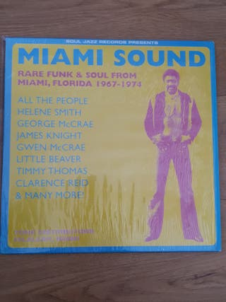 Soul Jazz Records Miami sound