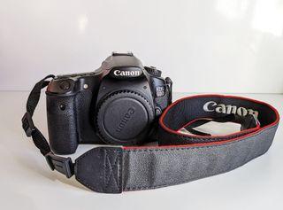 Canon 60D + Objetivo 18-135mm