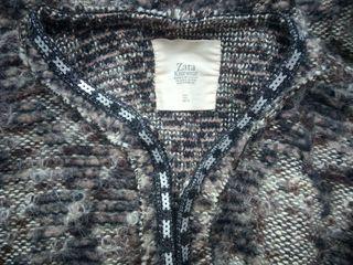 Chaqueta de lana Zara t. L