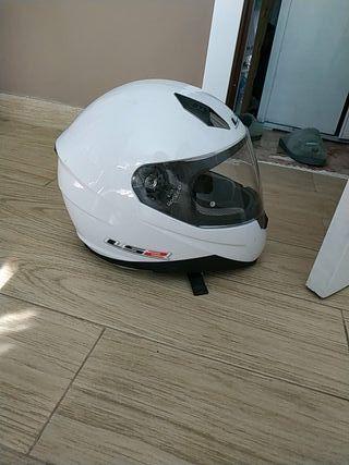 casco de moto talla s_m