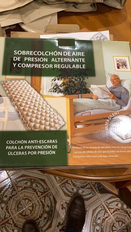 colchón Anti-Escaras
