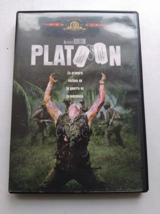 DVD PLATOON