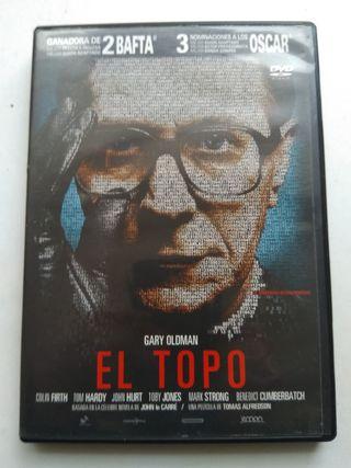 DVD EL TOPO