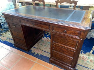 Mesa escritorio antigua