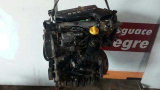 MOTOR COMPLETO RENAULT CLIO II FASE I