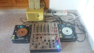 Equipo DJ mp3