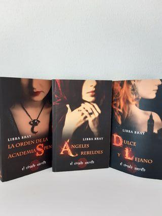Trilogía de libros de Libba Bray