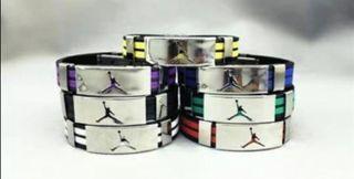 pulseras de Jordan