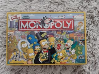 Monopoly. Juego de mesa