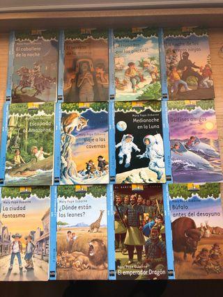 Colección Libros La casa mágica del árbol