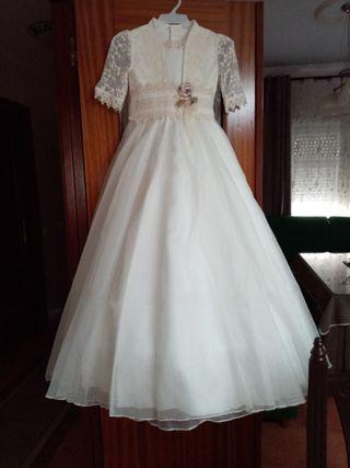 vestido de comunión nueva tenporada