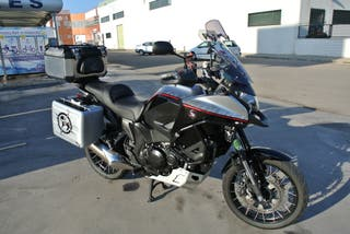 Honda crosstourer vfr1200x