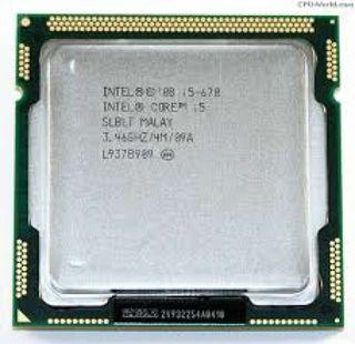 Procesador I5 670
