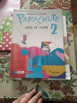 Libro Parachute livre de l'élève 2 eso