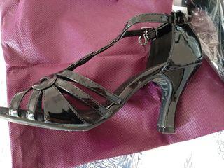 Zapatos/sandalias baile de salón/latino num 37