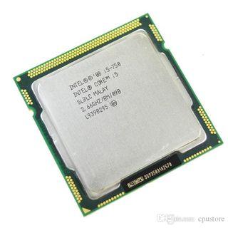 Procesador I5 750