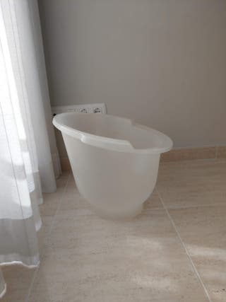 Bañera anticólicos Shantala