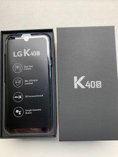 Teléfono mobil LG K40S