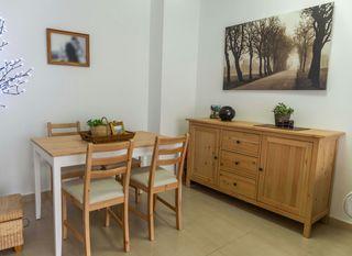 conjunto muebles de salón comedor