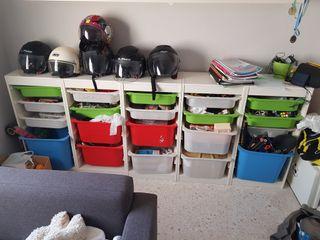 Mueble almacenaje juguetes