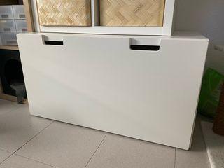 Banco de almacenaje STUVA Blanco