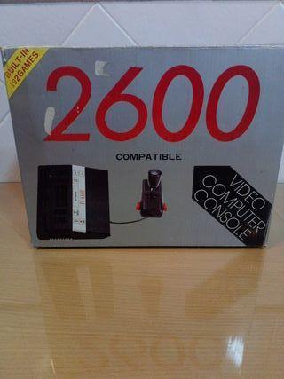consola 2600