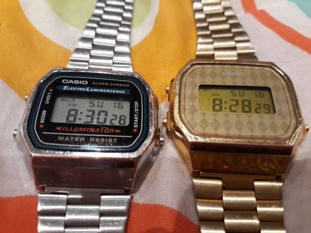 relojes casio en buen estado