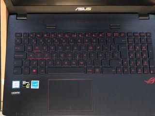 Portátil Gaming Asus ROG GL552VW-DM149