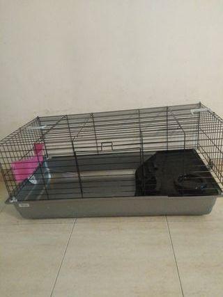 jaula conejo/mascota