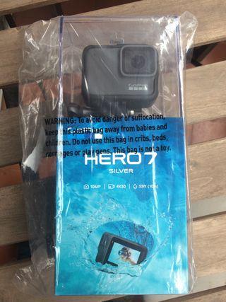 Cámara Go Pro Hero 7