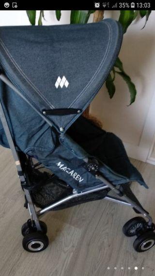 silla de paseo Maclaren