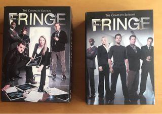 DVD Set. 23 dvd. Fringe. Inglés
