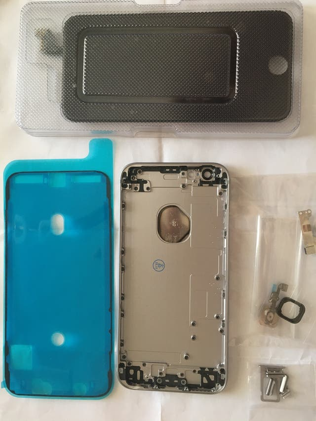 iPhone 6s - repuestos