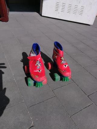 patines Mickey