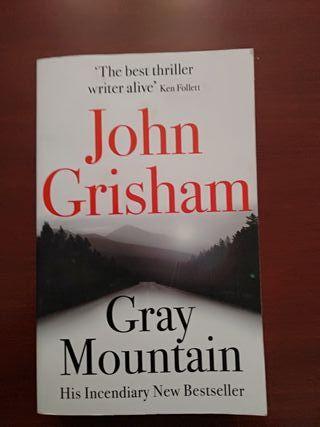 Libro Gray Mountain, de Hong Grisham