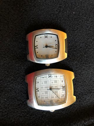 2 relojes pulsera
