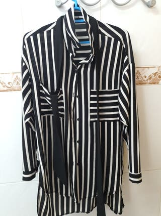camisa elegante mujer TALLA UNICA 5€